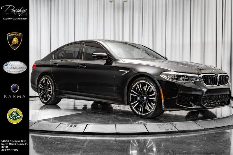 2019_BMW_M5__ North Miami FL