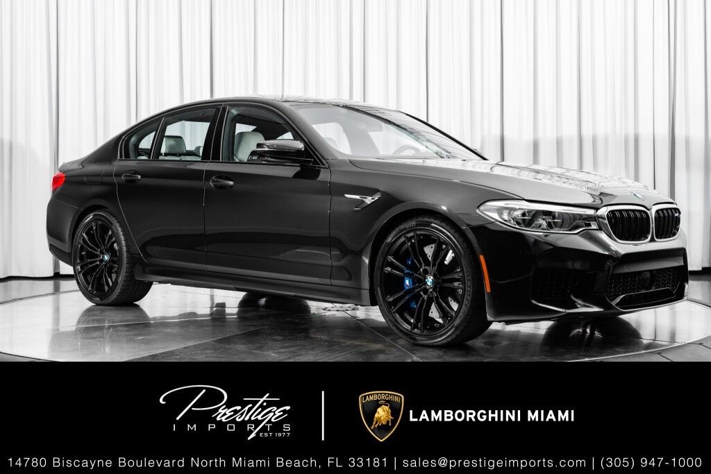 2019_BMW_M5__ North Miami Beach FL