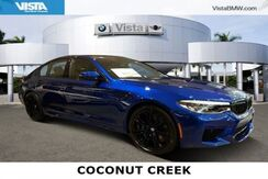 2019_BMW_M5_Base_ Coconut Creek FL
