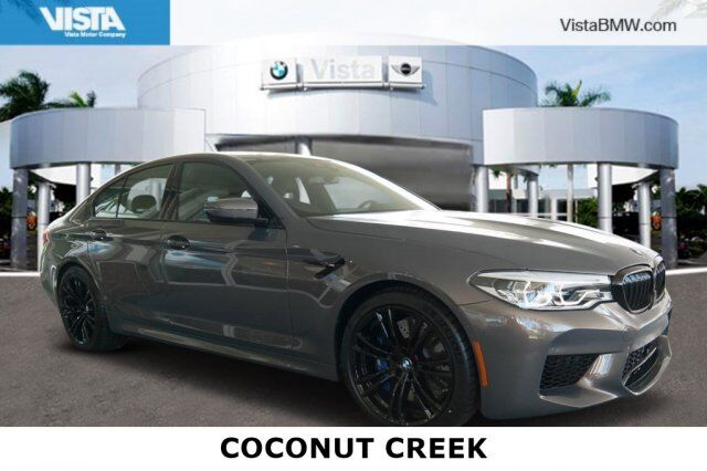 2019 BMW M5 Base Coconut Creek FL