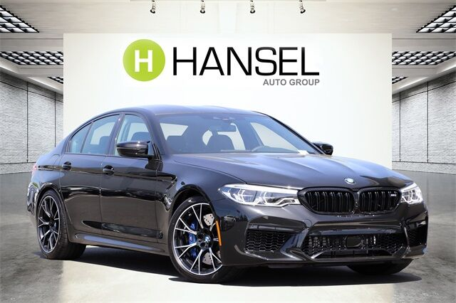 2019 BMW M5 Competition Santa Rosa CA