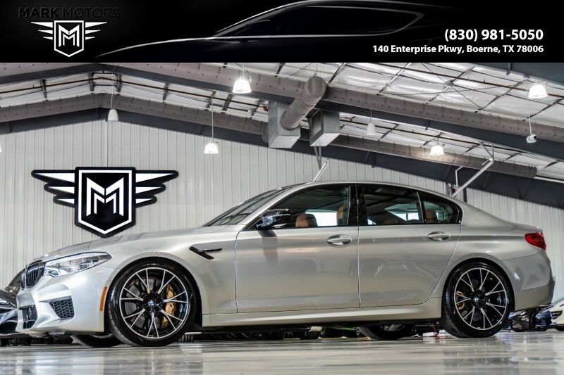 2019_BMW_M5_Competition_ Boerne TX