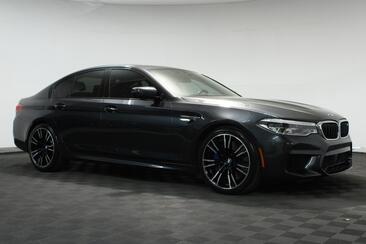 2019_BMW_M5_Competition_ Houston TX