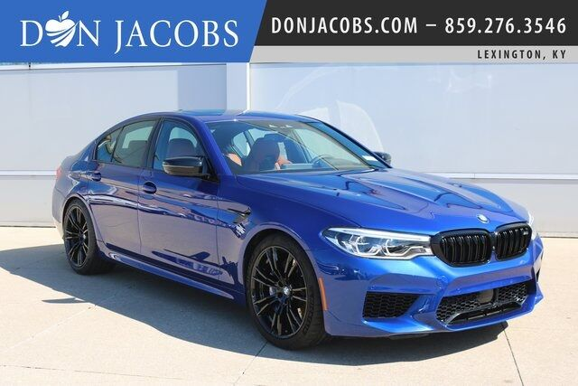 2019 BMW M5 Competition Lexington KY