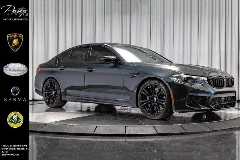 2019 BMW M5 Competition North Miami FL