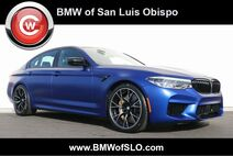 2019 BMW M5 Competition Seaside CA