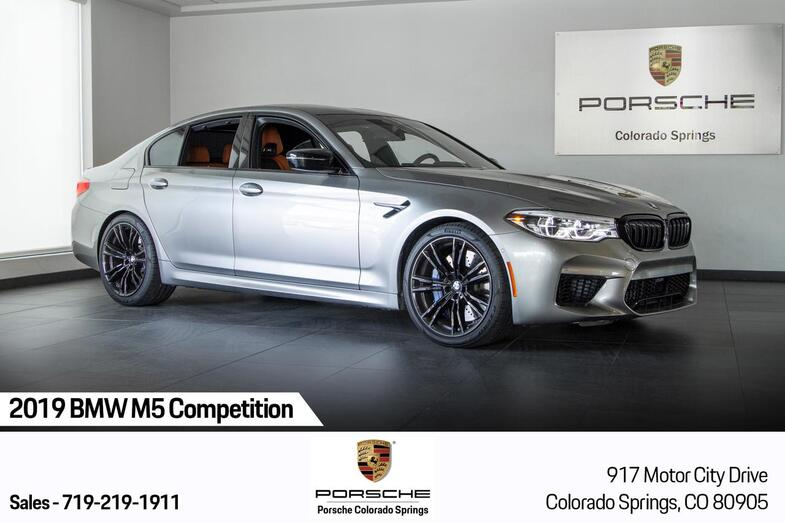 2019 BMW M5 M5 Competition Colorado Springs CO