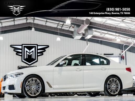 2019 BMW M550i xDrive Executive Boerne TX