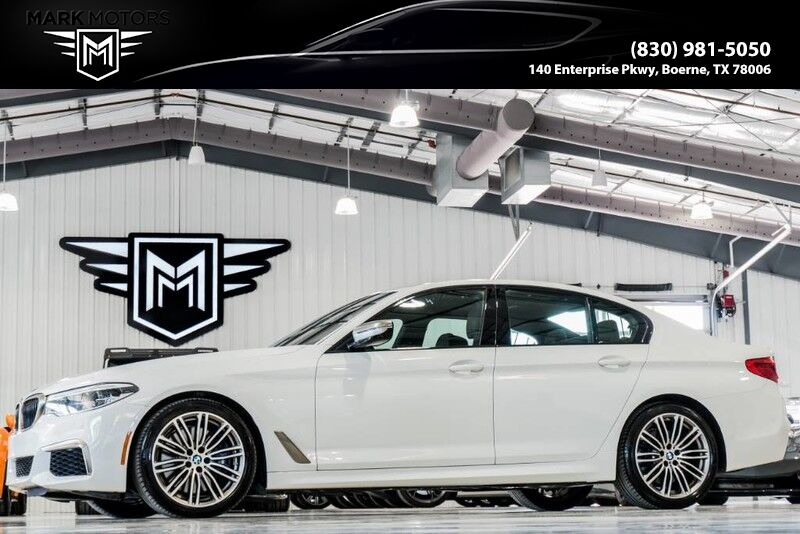 2019_BMW_M550i xDrive_Executive_ Boerne TX