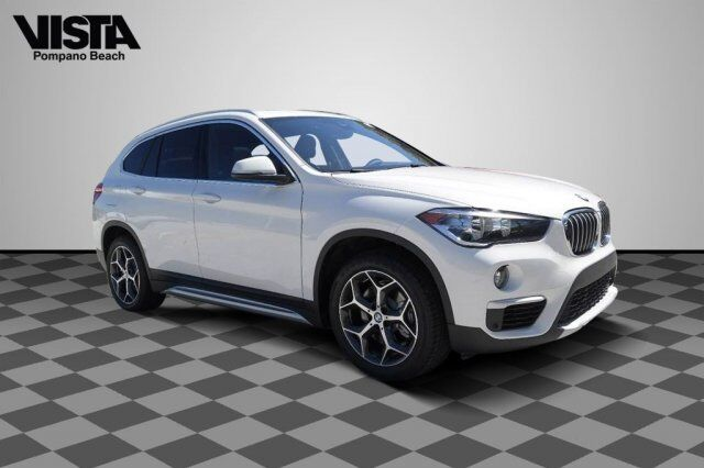 2019 BMW X1 sDrive28i Coconut Creek FL