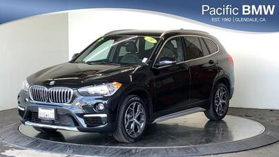 2019_BMW_X1_sDrive28i Sports Activity Vehicle_ Glendale CA