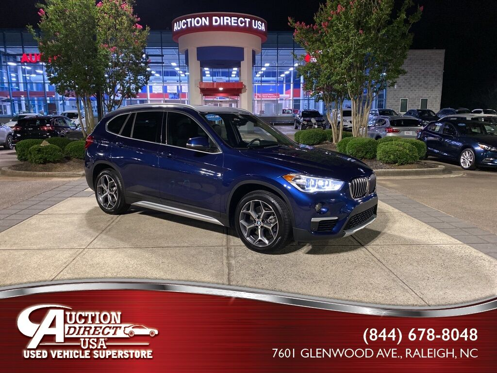 2019 BMW X1 xDrive28i Raleigh NC