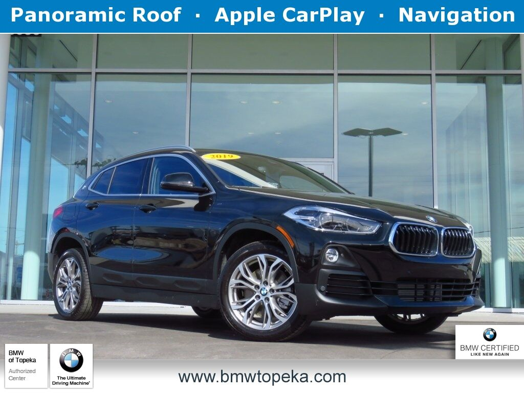 2019 BMW X2 xDrive28i Topeka KS