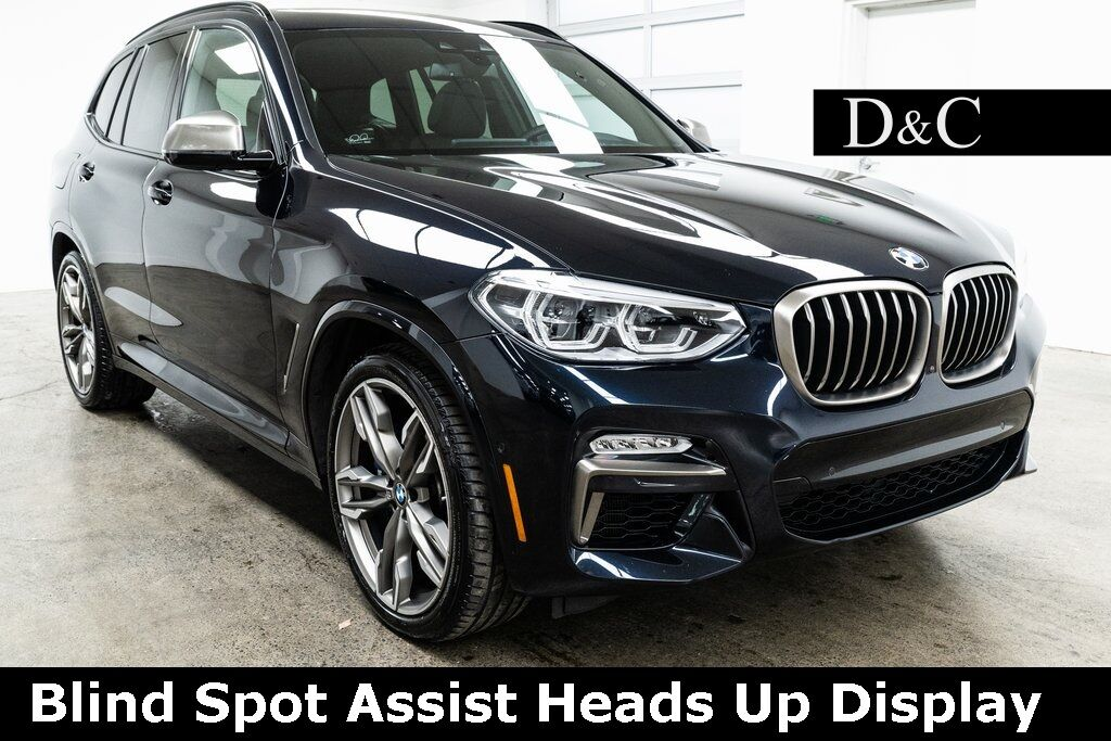 2019 BMW X3 M40i Blind Spot Assist Heads Up Display Portland OR