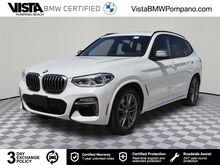 2019_BMW_X3_M40i_ Coconut Creek FL