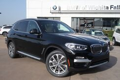 2019_BMW_X3_sDrive30i_ Wichita Falls TX