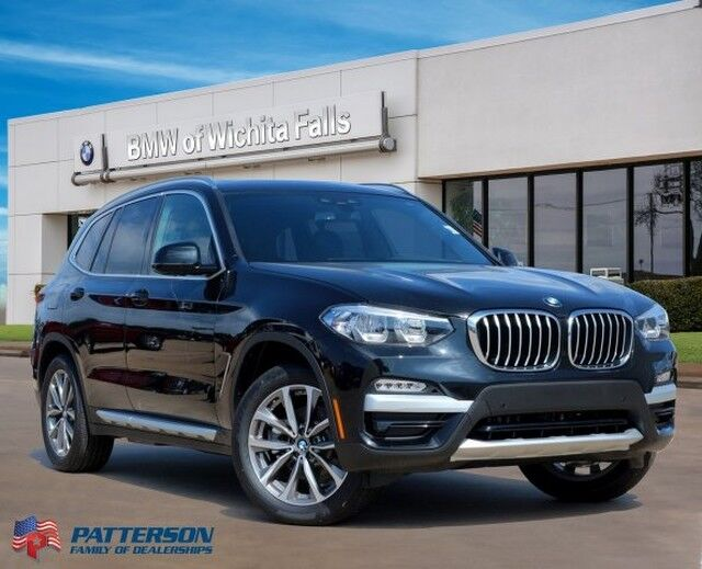 2019 BMW X3 sDrive30i Wichita Falls TX