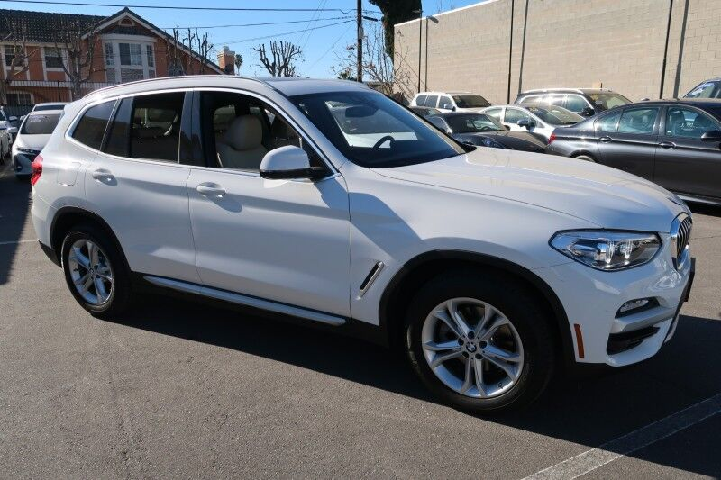 2019 BMW X3 sDrive30i (04/19) DRIVING ASSISTANCE PACKAGE / PANORAMA ROOF Monterey Park CA