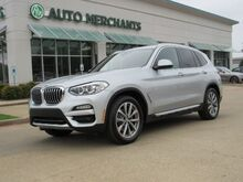2019_BMW_X3_sDrive30i, Back-Up Camera, Navigation System, Bluetooth Connection, Heated Front Seat(s)_ Plano TX