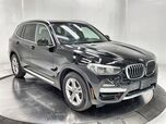 2019 BMW X3 sDrive30i CAM,PANO,PARK ASST,18IN WHLS