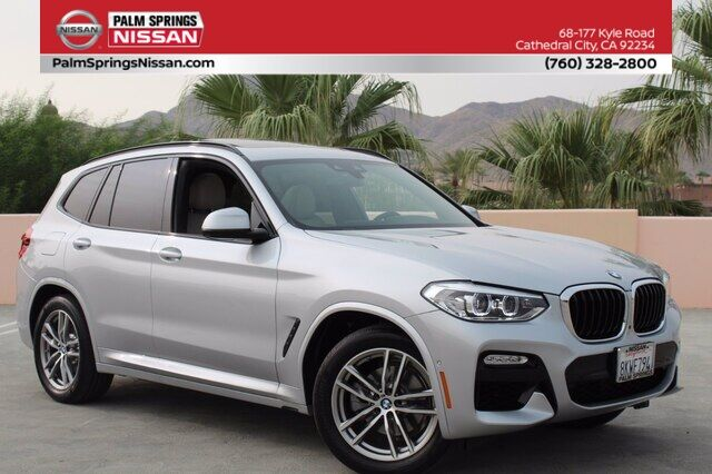 2019 BMW X3 sDrive30i Cathedral City CA