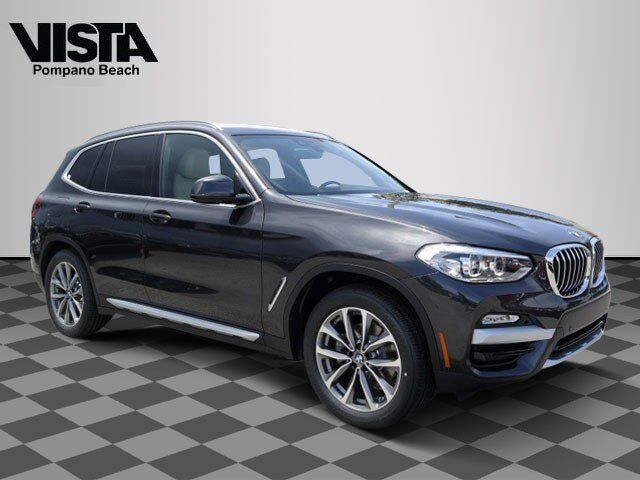 2019 BMW X3 sDrive30i Coconut Creek FL
