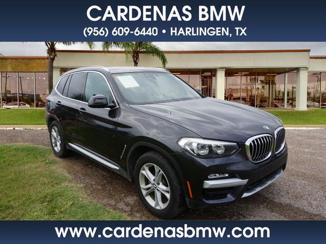 2019 BMW X3 sDrive30i Harlingen TX