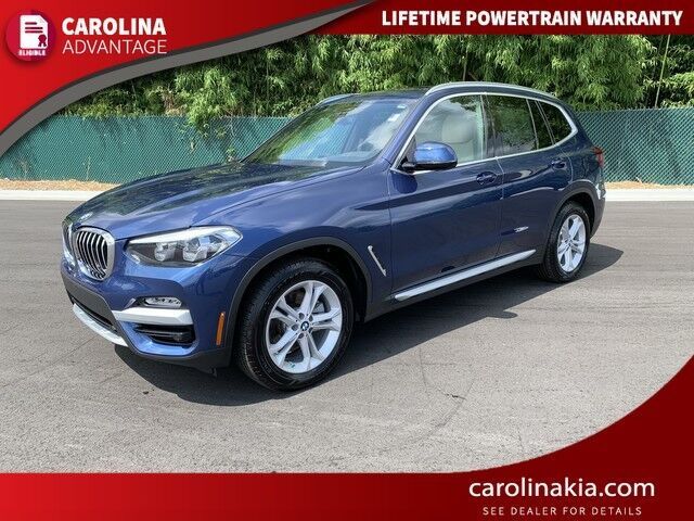 2019 BMW X3 sDrive30i High Point NC