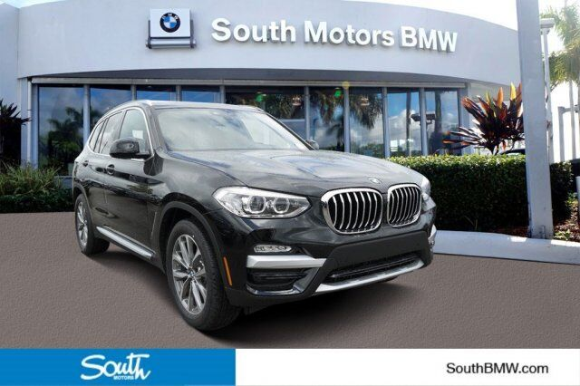 2019 BMW X3 sDrive30i Miami FL