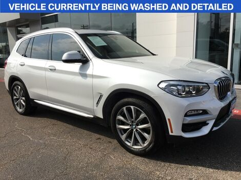 2019_BMW_X3_sDrive30i_ Mission TX