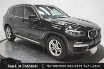 BMW X3 sDrive30i NAV,CAM,PANO,HTD STS,PARK ASST,18IN WHLS 2019