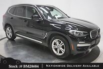 BMW X3 sDrive30i NAV,CAM,PANO,HTD STS,PARK ASST,18IN WLS 2019