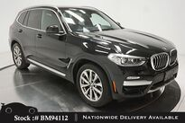 BMW X3 sDrive30i NAV,CAM,PANO,HTD STS,PARK ASST,19IN WLS 2019