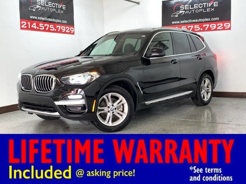 2019 BMW X3 sDrive30i, Navigation,Panam roof,Backup Camera,Leatherseats,Heated seats Carrollton TX