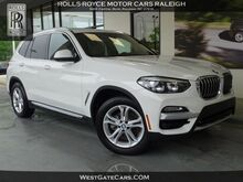 2019_BMW_X3_sDrive30i_ Raleigh NC