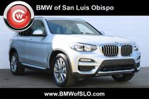 2019 BMW X3 sDrive30i Seaside CA