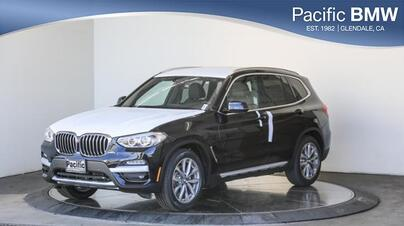 2019_BMW_X3_sDrive30i Sports Activity Vehicle_ Glendale CA