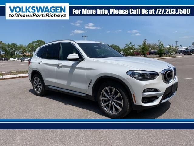 2019 BMW X3 sDrive30i Sports Activity Vehicle New Port Richey FL