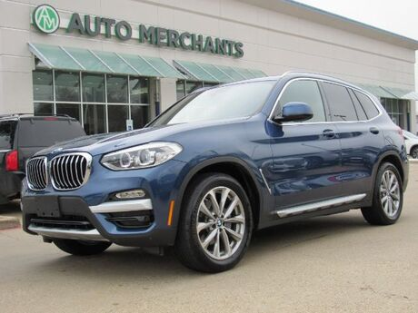 2019 BMW X3 sDrive30i*XLINE,CONVENIENCE PKG,BACK UP CAM,BLUETOOTH,REAR PARKING AID,REAR A/C,TURBOCHARGED! Plano TX