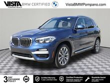 2019_BMW_X3_xDrive30i_ Coconut Creek FL