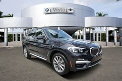 2019_BMW_X3_xDrive30i_ Coconut Creek FL