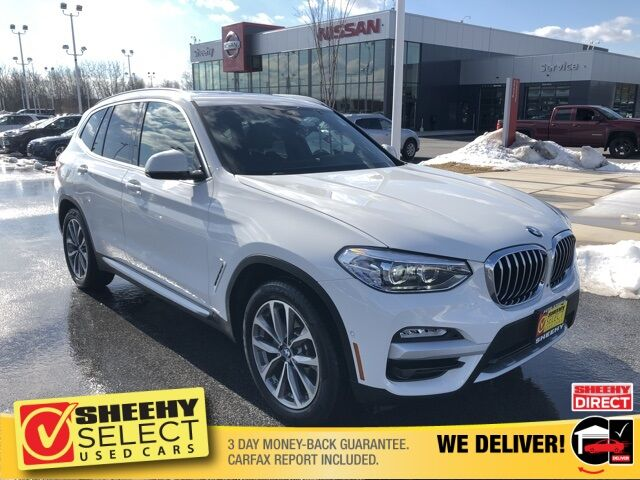 2019 BMW X3 xDrive30i White Marsh MD