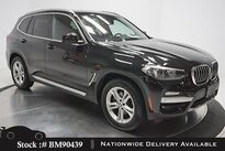 BMW X3 xDrive30i NAV,CAM,PANO,HTD STS,PARK ASST,18IN WLS 2019