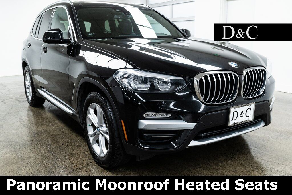 2019 BMW X3 xDrive30i Panoramic Moonroof Heated Seats Portland OR