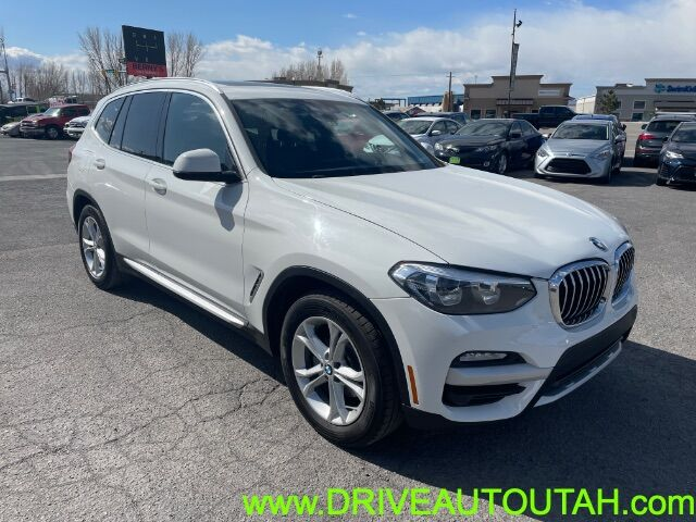 2019 BMW X3 xDrive30i Pleasant Grove UT