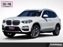 2019_BMW_X3_xDrive30i_ Roseville CA