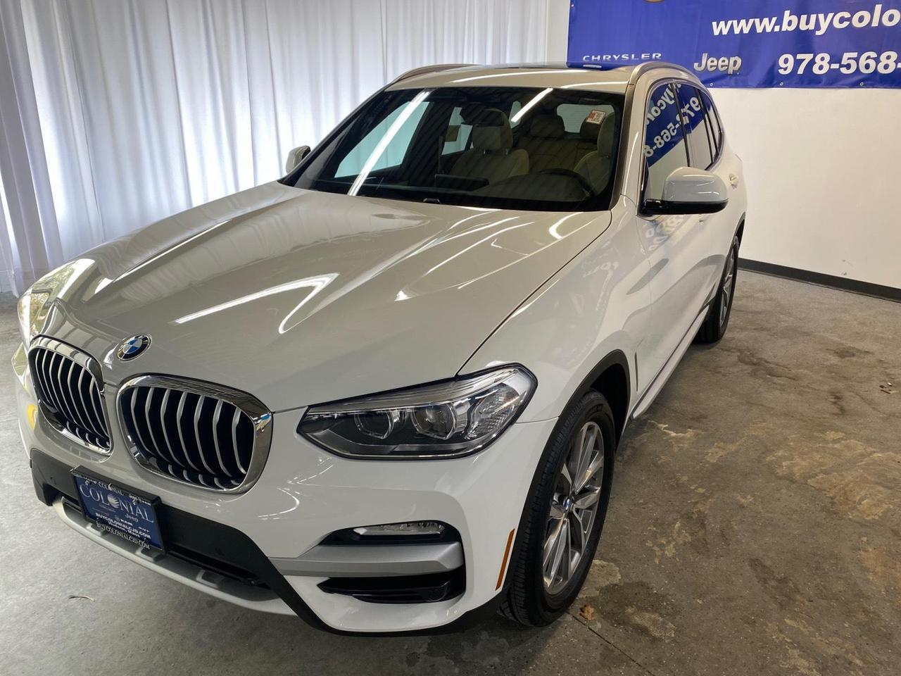 2019 BMW X3 xDrive30i Sports Activity Vehicle Hudson MA