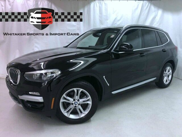2019 BMW X3 xDrive30i xLine Panoramic Roof Maplewood MN