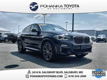 2019_BMW_X4_M40i_ Salisbury MD