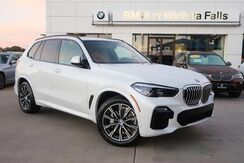 2019_BMW_X5_xDrive40i_ Wichita Falls TX